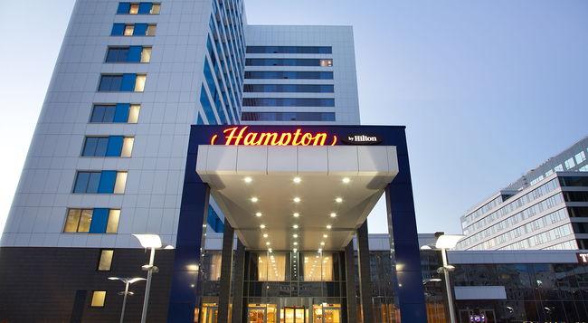 Программа обучения для трех московских отелей
