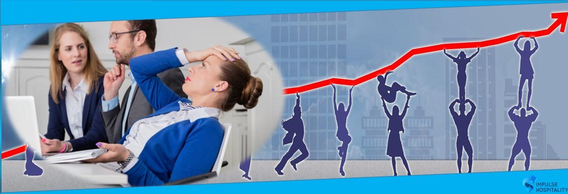 Без повышения эффективности работы отдела продаж не справиться?